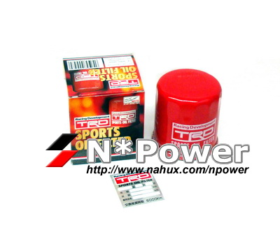 TRD-OIL-FILTER-TOYOTA-COROLLA-MR2-SPRINTER-4AGE-STARLET-GT-ECHO-YARIS-1NZ-2NZ