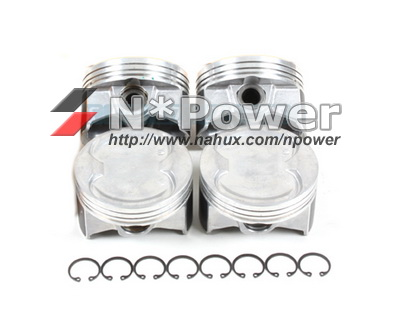 ENDUROTEC-PISTON-SET-HONDA-ACCORD-EURO-K24A-2-4-VTEC